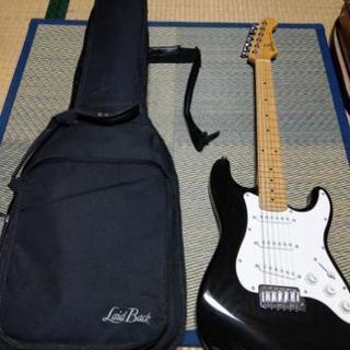 【美品】【交渉可】ミニエレキギター 島村楽器