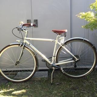 RALEIGH クロスバイク ホワイト