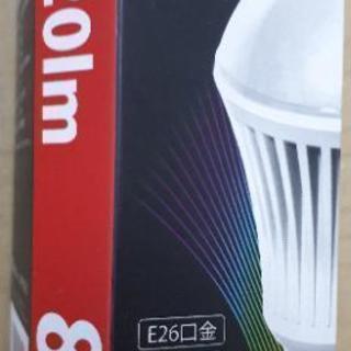 【新品・未開封】LED電球