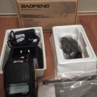 新品 アマチュア無線 Baofeng社の新商品UV-6R ツインバ...
