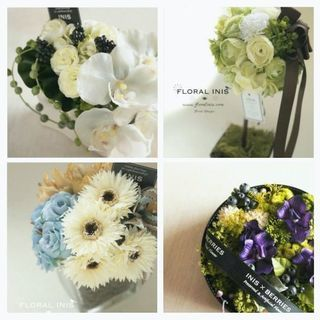 美しいデザインのお花を学んでみませんか?