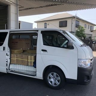 【短時間からOK】ハイエース&軽車両のドライバー急募!!(…