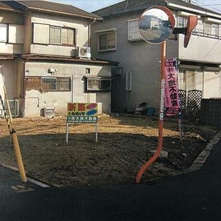 疋田土地 南向き角地です!尺土駅まで徒歩約8分!万代も近く生活便利...