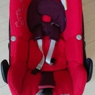 pebble  MAXI・COSI車用ベビーシート(車用チャイル...