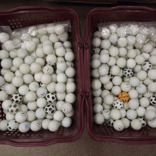 卓球 卓球玉 ピンポン玉 卓球ボール 大量入荷   札幌 西岡店
