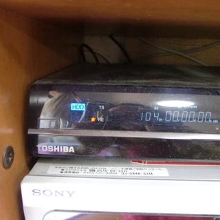 取引中☆東芝REGZA RD-R200(1TB)HDD-DVDレ...