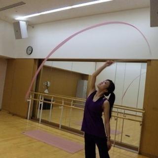 大人の為の新体操エクササイズ
