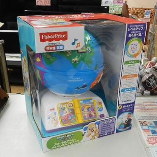 新品 フィッシャープライス 地球儀 知育玩具 18カ月~3歳 F...