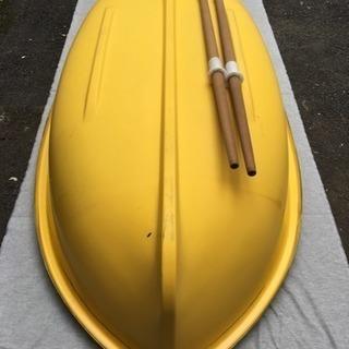 FRP ボート中古品