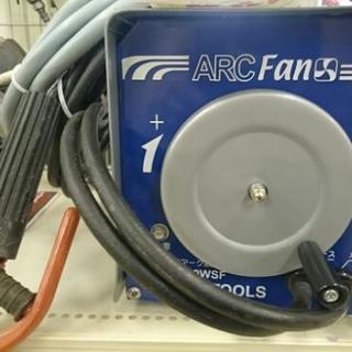 小型交流アーク溶接機 育良精機 IS-H120WSF (高く買取るゾウ中間店) - 家電