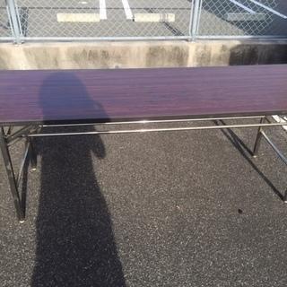 折りたたみ長机 長テーブル   会議テーブル