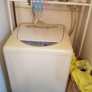 三点セット レンジ・冷蔵庫・洗濯機