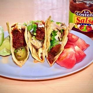 メキシコ料理定番 タコスを作ろう 夏休み自由研究課題