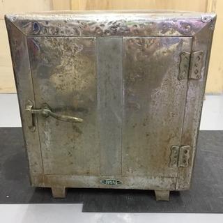 昭和レトロ💫氷式木製冷蔵庫‼️ヴィンテージ💖レア物