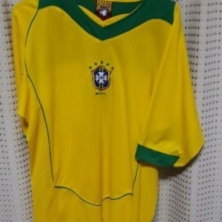 レプリカユニフォーム(サッカーブラジル代表)