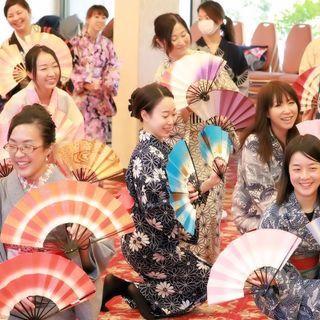 心と身体に良い♪グループレッスンの日本舞踊教室で浴衣もすぐに着られ...