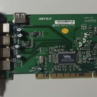 CardBus接続 USB2.0インターフェースカード IFC-C...