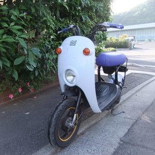 【1万円処分市】スズキ チョイノリ 中古実動車 書類有り