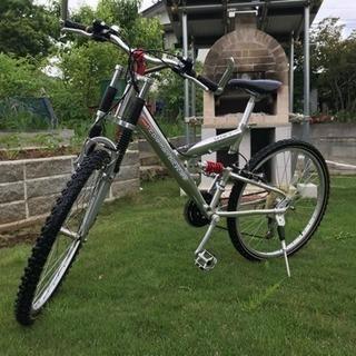超希少? コールマン 自転車 MTR7 CROSSRUNNER