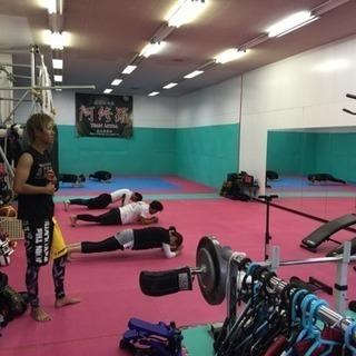 フィットネススポーツgym 総合格闘技阿修羅gym