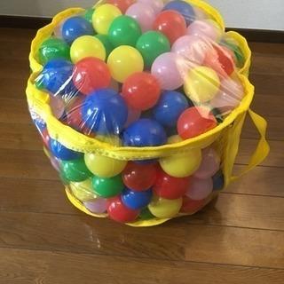 カラーボール200個以上 抗菌プラスティック製