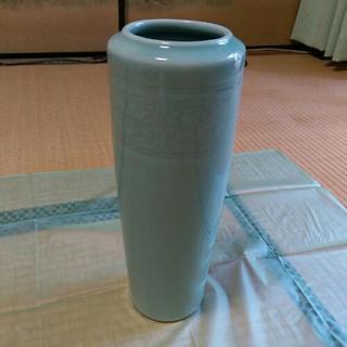青磁の花瓶