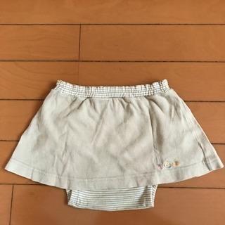 ファミリア スカート