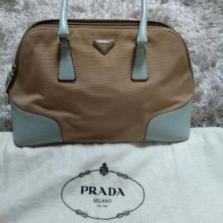 プラダのボストンバッグ