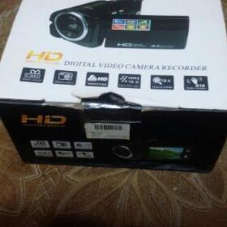 (美品)HDビデオカメラ