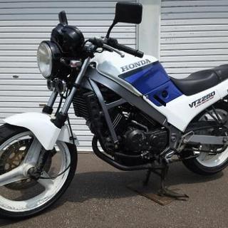 足ペタ vtz250 vtwin 250cc ホンダ 保険付き。...