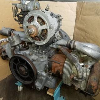 旧車 ビンテージ 札幌 札5 シングルナンバー フルナン 空冷VW ビートル カブトムシ - 中古車