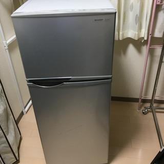 シャープ冷蔵庫 SJ-H12W