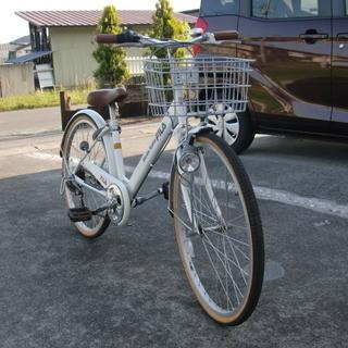 ★24インチサイズ 中古自転車 お譲りします★