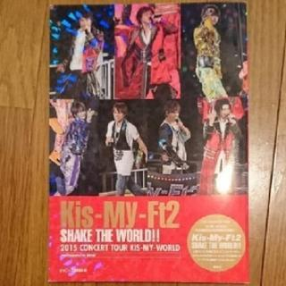 Kis-My-Ft2 SHAKE THE WORLD!!/ジャニ...