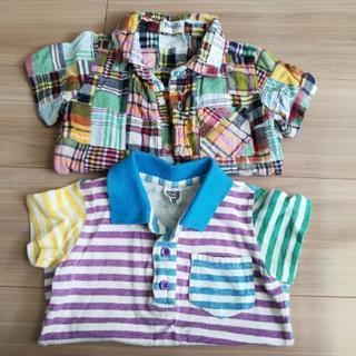 キッズ Tシャツ (サイズ95)2枚