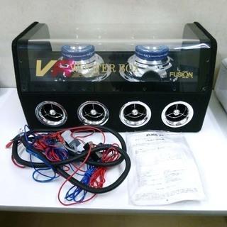 ジャンク品 FUSION/フュージョン ウーハー ボックス BOX...