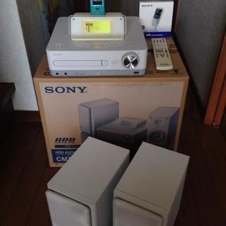 SONY WALKMAN & HDDコンポ