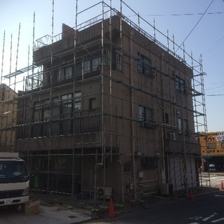 稼げます!愛知県で塗装、防水工をやりませんか?