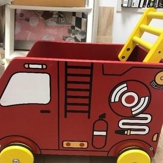 押し車&おもちゃ箱