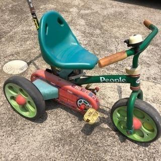 people社製 三輪車