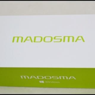 新品未開封 MADOSMA Q501 マウスコンピューター Win...