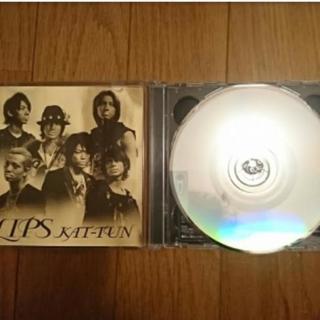 【大幅値下げしました↓】LIPS KAT-TUN DVD付き