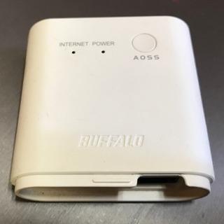 【値引き❣️】BUFFALO 11n/g 300Mbps 無線LA...