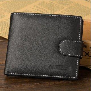 【新品】財布 メンズ 男性用 人気サイフ 二つ折り財布 お札入れ ...