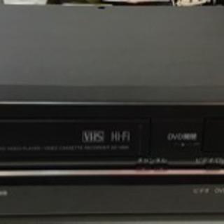 東芝ビデオ一体型DVDプレーヤー 2008年製