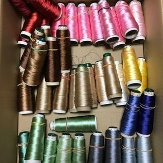 ミシン刺繍糸
