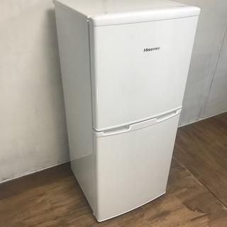 ハイセンス 2ドア冷蔵庫 HR-B...