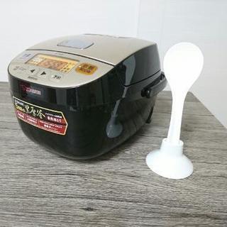 炊飯器/象印/多機能/炊飯・パン・雑穀など/3合/2016年購入/...