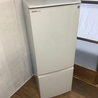 SHARP 2ドア冷蔵庫 SJ−K...