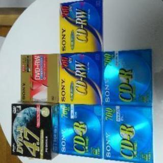 新品未使用品 TEIJIN/SONY  CD-R,RW DVD-...